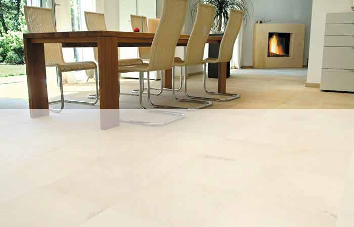 Natural Stone Flooring Vista
