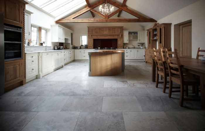Natural Stone Flooring Vista Kitchen & Bathroom Natural Stone ...